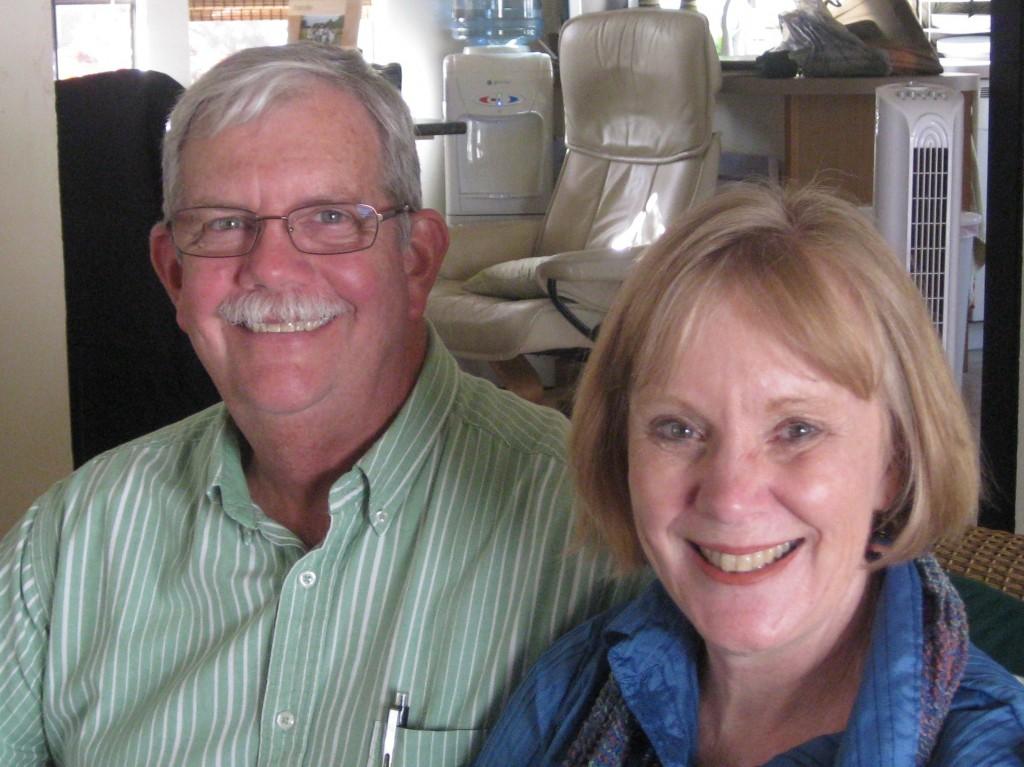 Bob and Ellen Hargrave